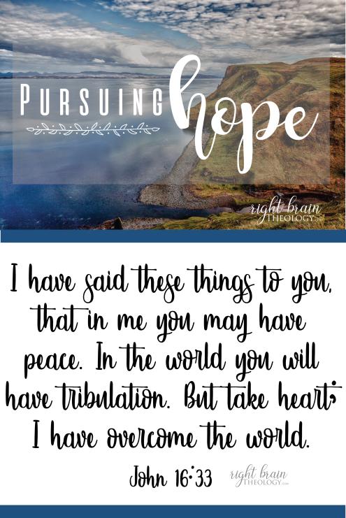 Pursuing Hope